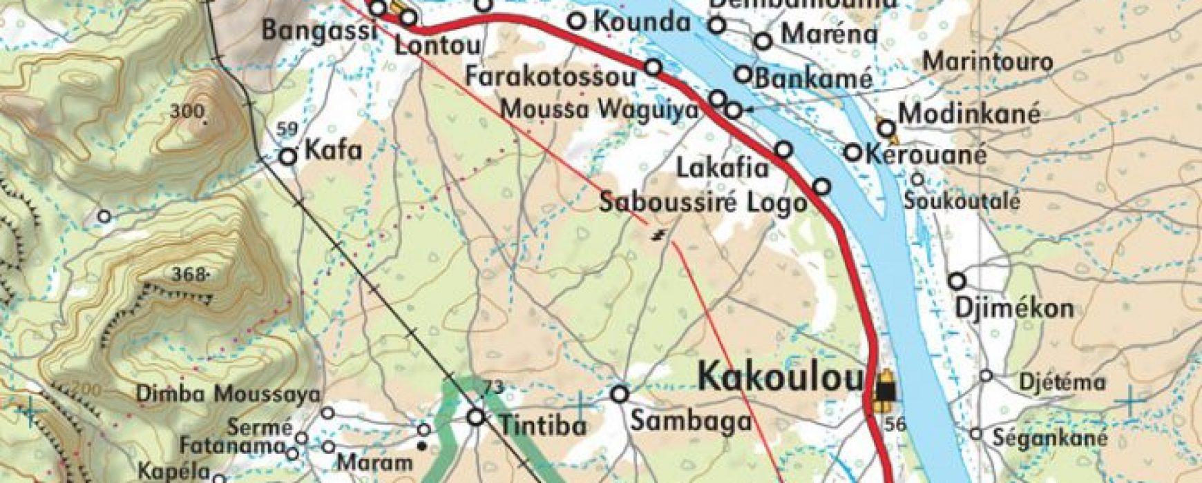 Mise à jour de la cartographie nationale, MALI