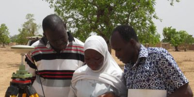 Mise à jour de la cartographie nationale, BURKINA FASO