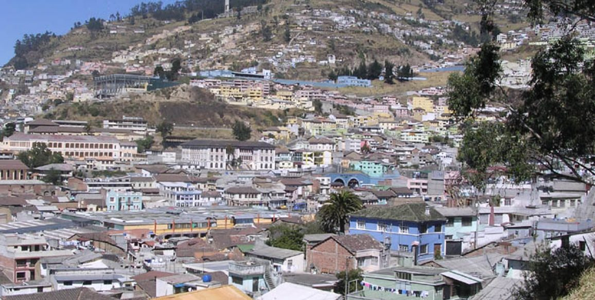Land information system, ECUADOR