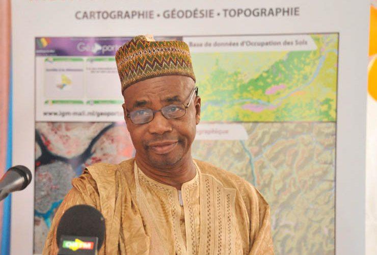 Projet de cartographie de base du Mali : succès du séminaire de fin de projet
