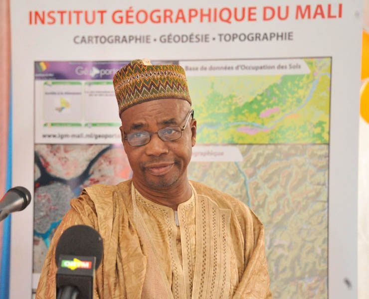 The baseline mapping project for Mali draws to a close