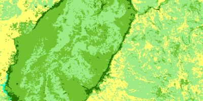 Land cover database, BURKINA FASO