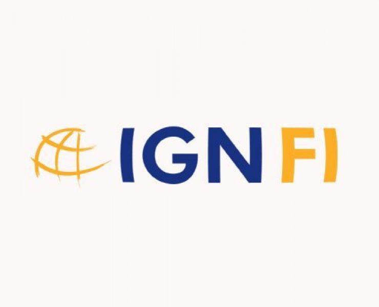 Nouvelle identité graphique pour IGN FI