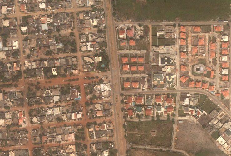 Bénin : Remise officielle des photos aériennes au gouvernement