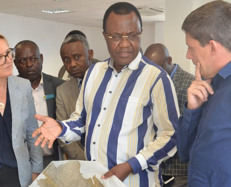 TANZANIA: The land information system is to speed up the digitization work