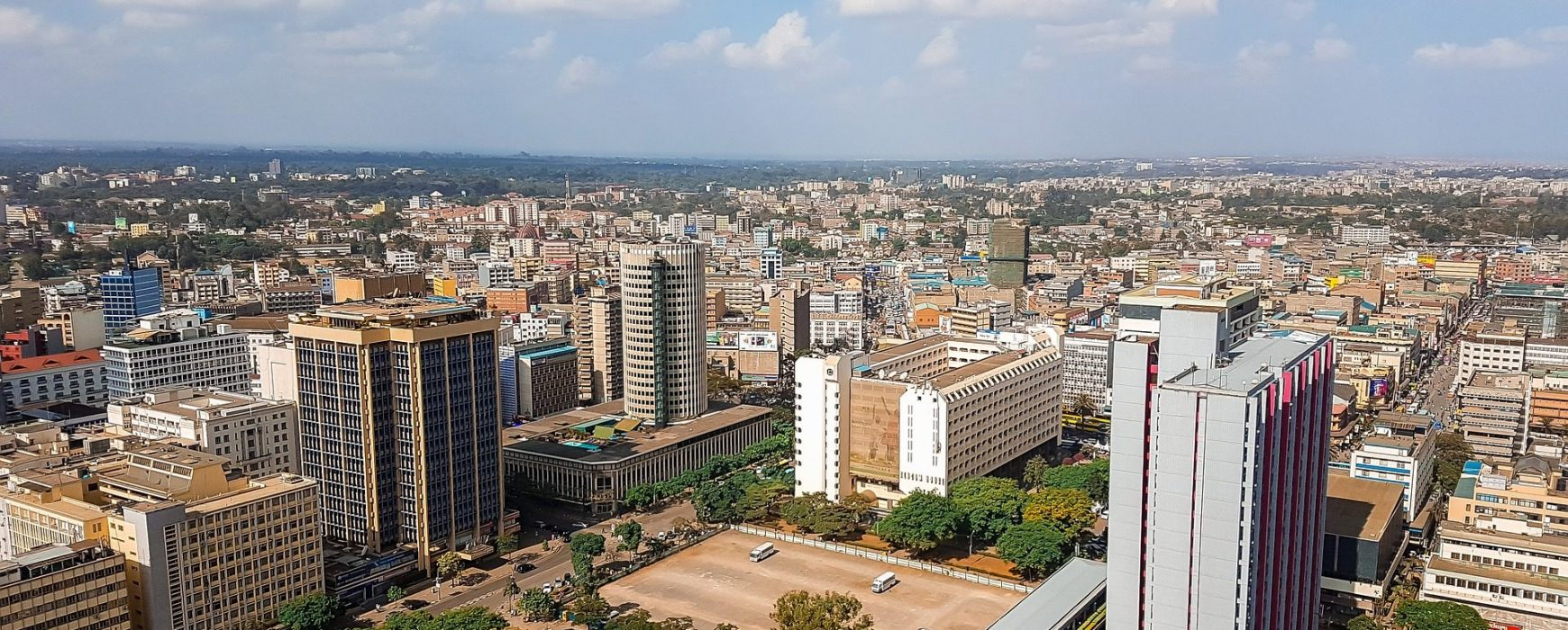 Seminar on urbain  development in Nairobi
