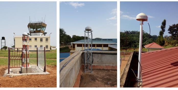 GEODETIC REFERENCE FRAME, UGANDA