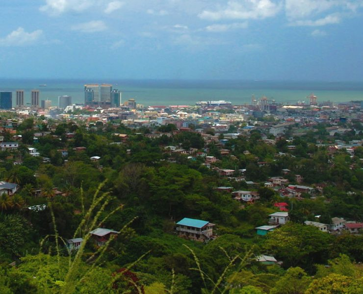 A new land project in Trinidad and Tobago