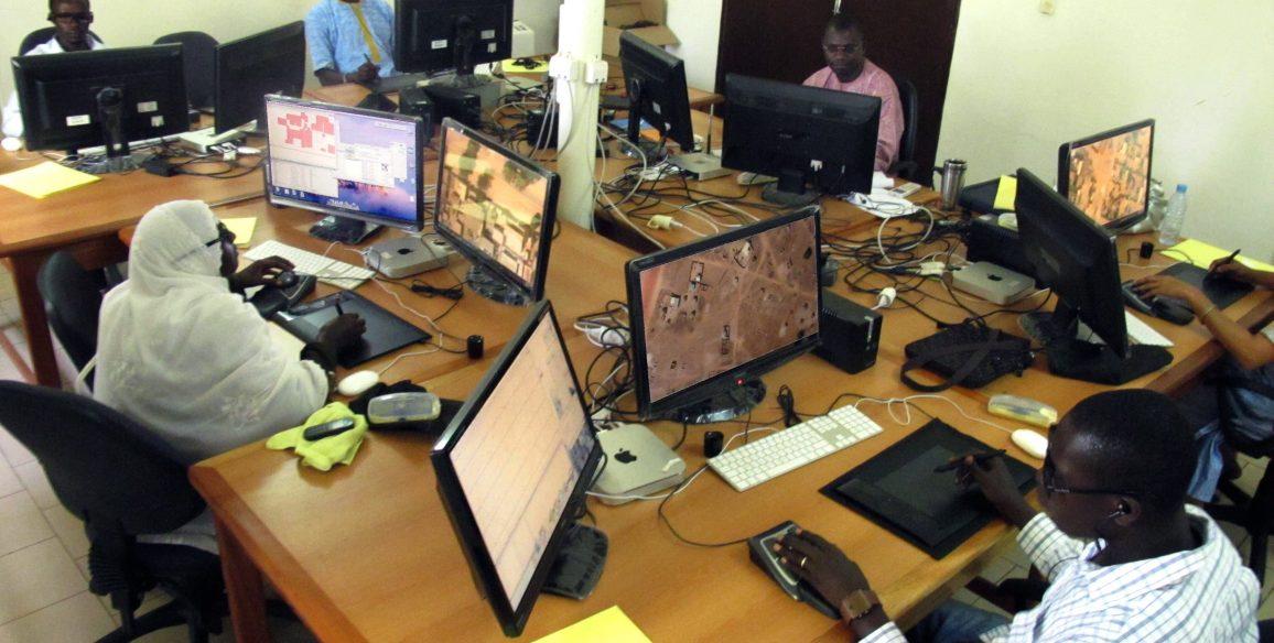 URBAN MAPPING DATABASE, SENEGAL