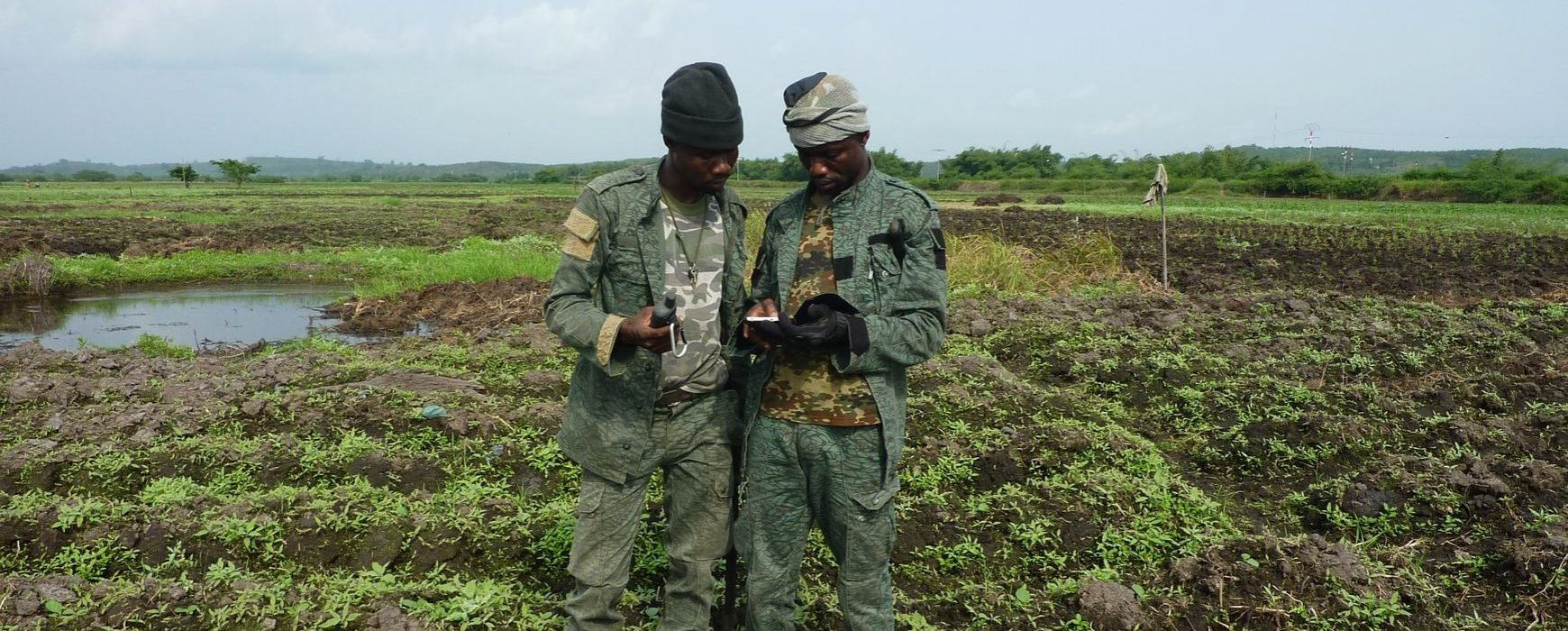 Launch of the Ivory Coast's forest and wildlife inventory