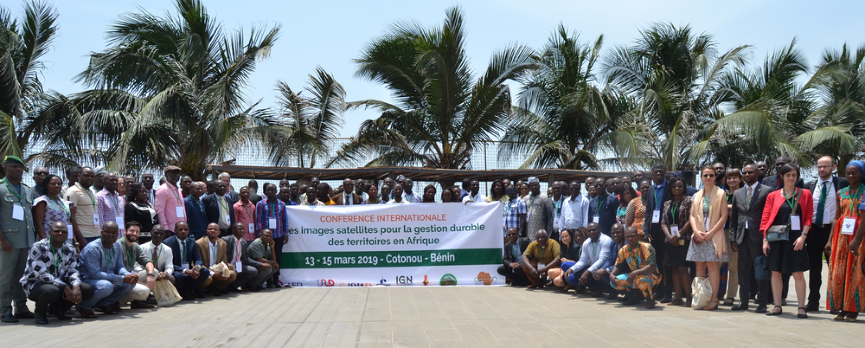 "CONFERENCE ON ""SATELLITE IMAGES FOR SUSTAINABLE MANAGEMENT OF TERRITORIES IN AFRICA"""