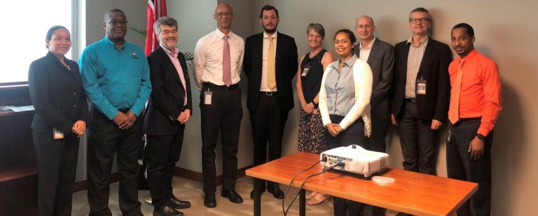 Trinidad et Tobago: Démarrage officiel du contrat pour le système d'enregistrement foncier