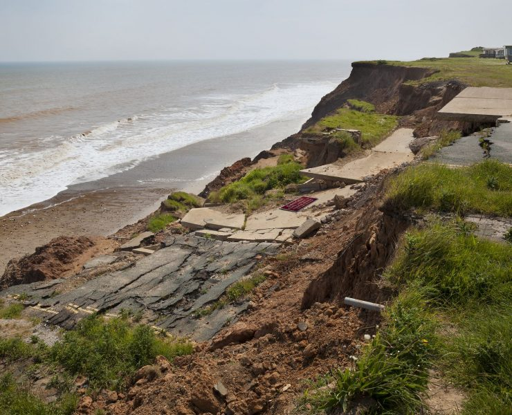Coastal Erosion studies and mitigation