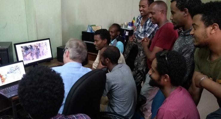 Ethiopia: Training and technical advising for EGII