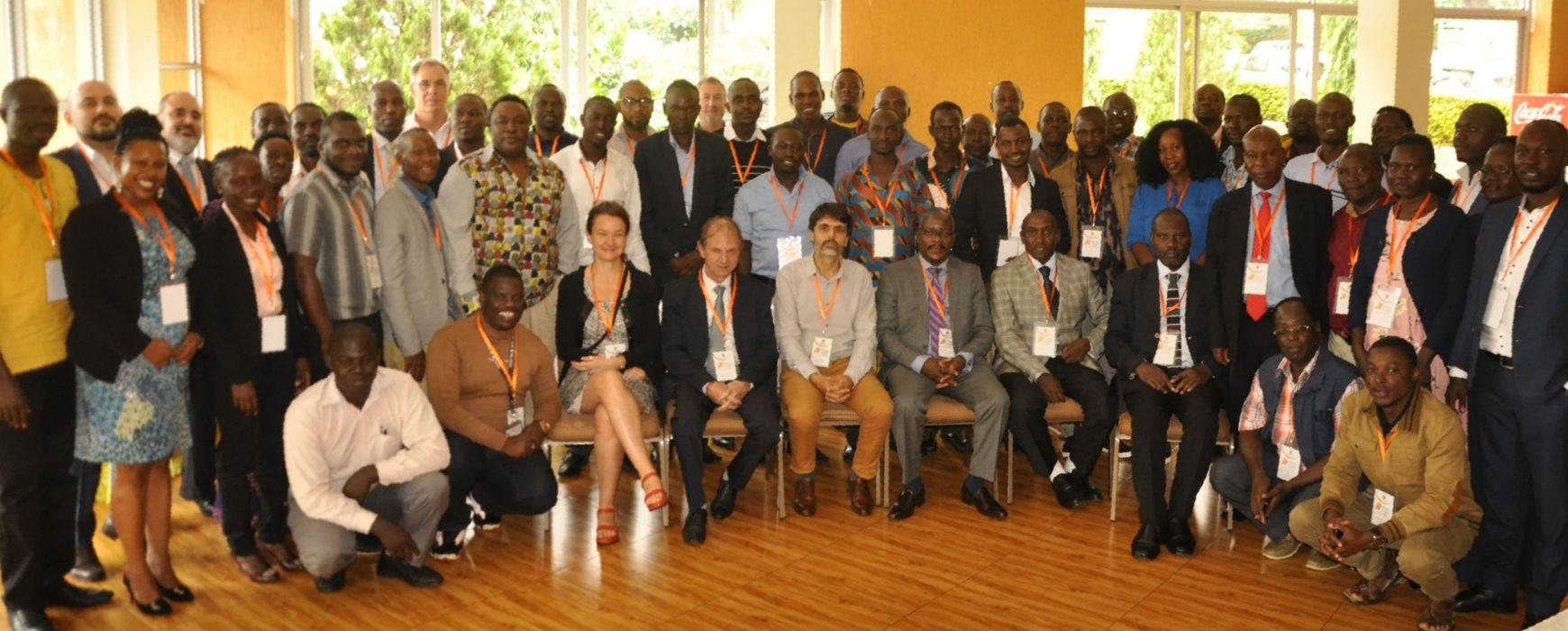 Atelier sur le nouveau réseau CORS GNSS ougandais – Jinja, 24 mai 2019
