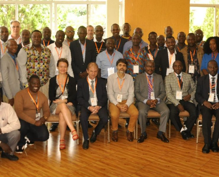 Workshop on the new Ugandan GNSS CORS network – Jinja, 24 May 2019
