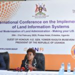 IGN FI / DESINLISI / UGANDA International land seminar, 20 & 21 February 2020: making your LIS a success