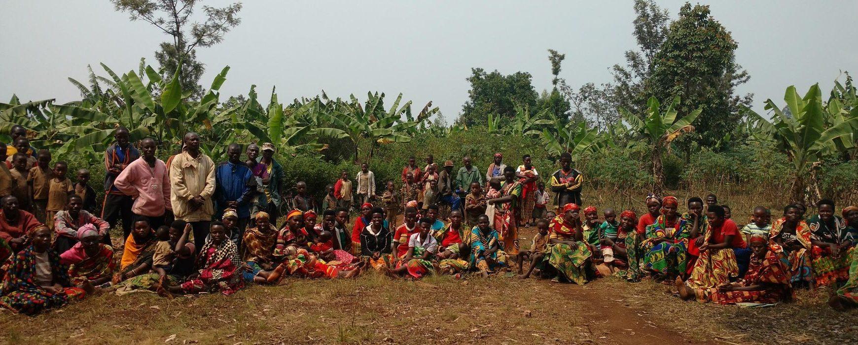 Burundi : Projet de sécurisation foncière