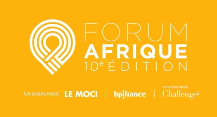 IGN FI présent au Forum Afrique