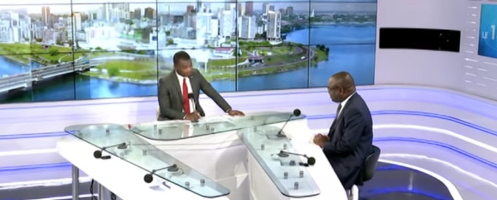Côte d'Ivoire : Le directeur de la modernisation et de la simplification du foncier urbain invité du JT